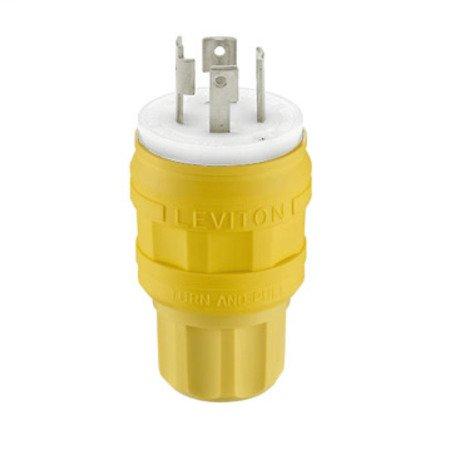 l16 30 wiring diagram leviton 28w76  30 amp plugs  nema twistlock  wiring devices  leviton 28w76  30 amp plugs  nema
