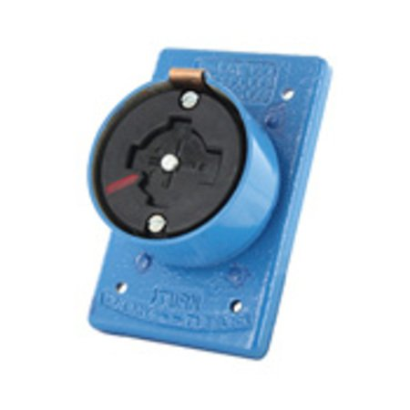 leviton 25403 30 amp receptacles non nema twistlock wiring devices platt electric supply platt electric supply