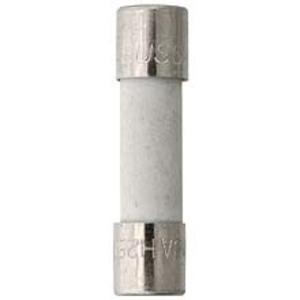 Eaton/Bussmann Series GDA-500MA Fuse, 500mA High-Break Fast-Acting Ceramic, 5mm x 20mm, 250V