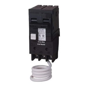 Siemens QF250 Breaker, 50A, 2P, 120/240VAC, 10 kAIC, Type QPF GFCI
