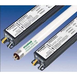 SYLVANIA QS2X28T5UNVPS95SC-OBS Electronic Ballast, Fluorescent, T5, 2-Lamp, 28W, 120-277V