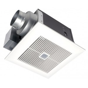 Panasonic FV-08VQC5 Humidity Sensing Fan, Energy Efficient, 80 CFM
