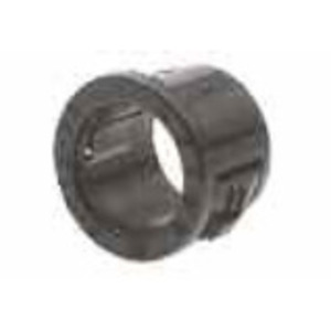 "Heyco 2126 Conduit Bushing, Insulating, 3/4"", Type Snap, Plastic"