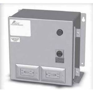 Acme TDGP0500XM Transformer Disconnect, 500VA, 240/480 x 120VAC, 30A, Fuseable