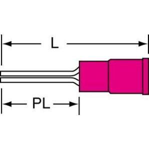 3M MNG18-47PX-A PIN NYLON