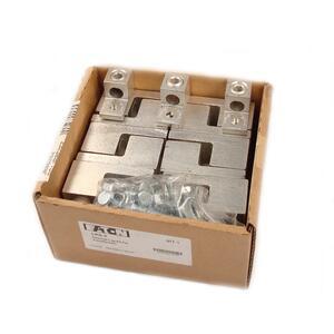 Eaton LKS3 Terminal Lug Kit, 22 x 2 - 600 MCM, 3 x 6 - 250 AWG Lugs & Hardware