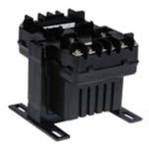 Hammond Power Solutions PH250AJ Transformer, Control, PH Series, 250VA, 600 - 120VAC, 1PH, Fused