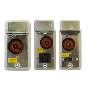 Eaton/Bussmann Series NDN1-WH TERMINAL BLOCK