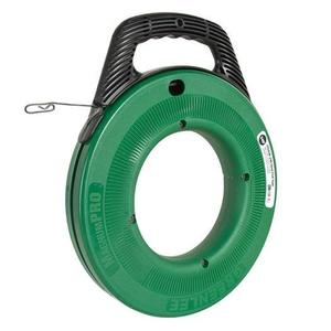 Greenlee FTS438-240BP Fish Tape with Winder Case, 240'