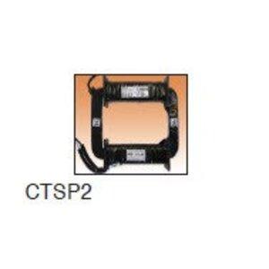 Quadlogic CTSP2-1001BK Current Transformer, 100A, 100:0.1A, Split Core, Black Leads