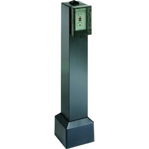 "Arlington GPBK28B 28"" Gardnpost For Flat"