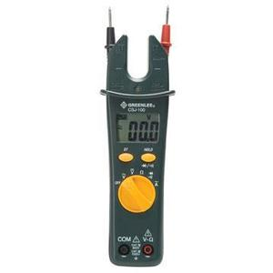 Greenlee CSJ-100 Open Jaw Clamp Multimeter