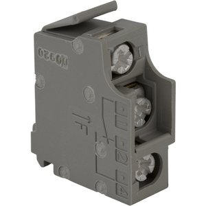 Square D S29450 Breaker, Molded Case, Auxiliary/Alarm Switch, 10mA, 24V AC/DC