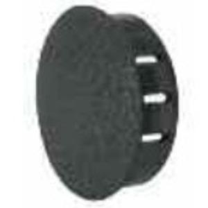"""Heyco 2723 Knockout Seal, Type: Dome Plug, Diameter: 1.25"""", Non-Metallic, Black"""