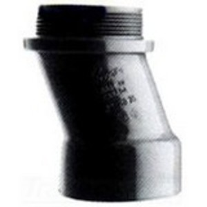 """Ipex 077942 Meter Offset, Size: 2"""", Material: PVC"""