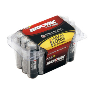 Rayovac ALAAA-18PPJ 1.5V AAA Battery - 18-Pack