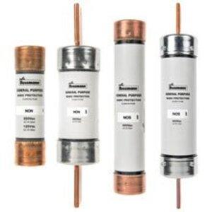 Eaton/Bussmann Series NON-1-1/2 1-1/2 Amp Class K5 One-Time Fuse, 250 Volt