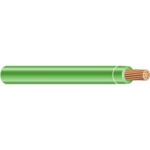 Multiple THHN4STRGRN2500RL 4 AWG THHN Stranded Copper, Green, 2500'