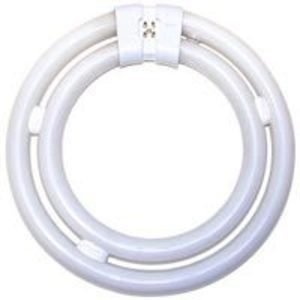 TCP 32058 Fluorescent Lamp, Circular Double, T6, 58W, 2700K