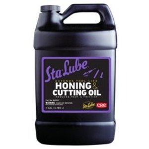 CRC SL2523 An all-purpose metal working/ cutting lubricant that extends tool life and improves machined surface finish.