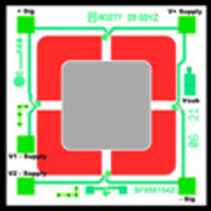 Lithonia Lighting 3050 10 mBar Very Low Pressure Sensor Die