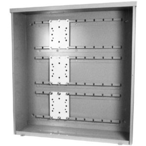 "Milbank 323412-SC3RA-SP Current Transformer Cabinet, Screw Cover, NEMA 3R, 32 x 34 x 12"""