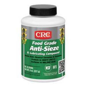 CRC SL35905 Anti-Seize and Lubricant Compound - 8oz Bottle w/ Brush Top