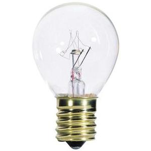 Westinghouse Lighting 0362900 Miniature Incandescent Lamp, S11, 40W, 120V, Clear