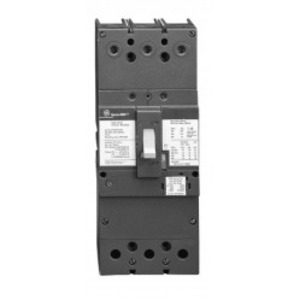 GE Industrial TECL36030 Breaker, 30A, 600VAC, Mag-Break, Add on 3P Limiter, 100kAIC