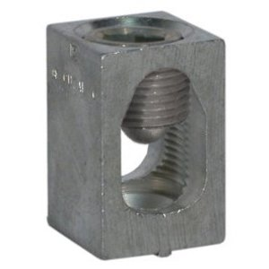 Square D AL400LA Breaker, Mechanical Lug Kit, 3P, 400A, 1 - 6000AWG, CU/AL
