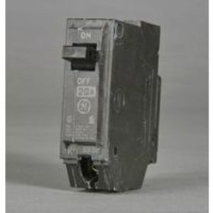 GE THHQL1130 Breaker, 30A, 120/240VAC, 1P, 22kAIC, Stab-In