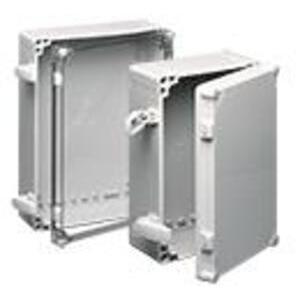 Hoffman Q403018PCIQRR Enclosure 300x400x180