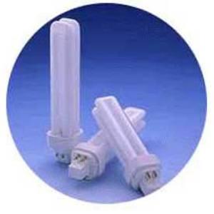 SYLVANIA CF26DD/E/835/ECO Compact Fluorescent Lamp, 4-Pin, Dulux D, 26W, 3500K