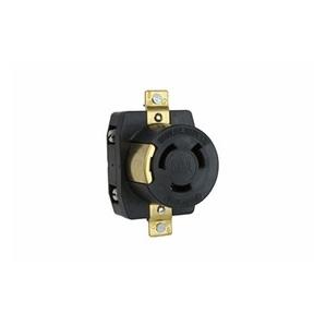 Pass & Seymour 3771 Locking Receptacle, Non-Nema, 50A, 250V, 2PW