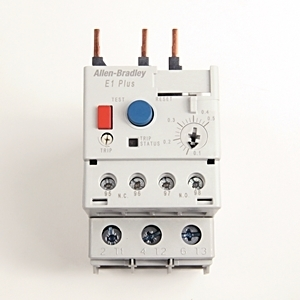 Allen-Bradley 193-EEAB Relay, Overload, 0.1 - 0.5A, E1 Plus, Solid State