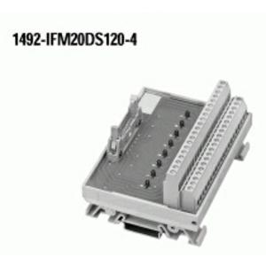 Allen-Bradley 1492-IFM20DS120-4 Interface Module, Digital, 20 Point, 120V AC/DC, LED Indicators