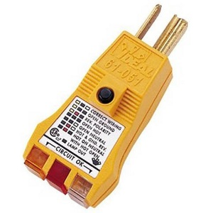 Ideal 61-051 Circuit Tester