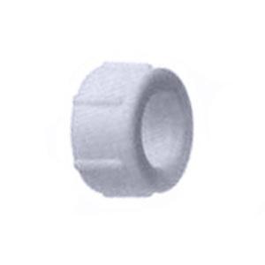 "Arlington RGD200 Conduit Bushing, 2"", Press-on, Insulating, Threadless, Non-Metallic"