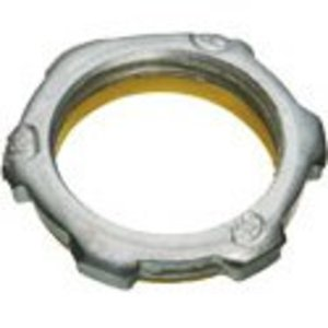 "Arlington SL100 Sealing Locknut, 1"", Steel"