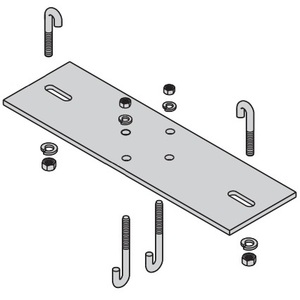 Cooper B-Line SB213312FB Rack to Runway Support Kit
