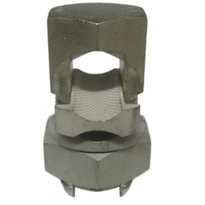 Ilsco AK-350 350 MCM-1/0 AWG Split Bolt Connector