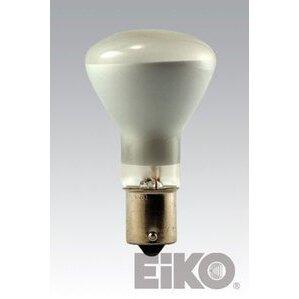 Eiko 1383TF Incandescent Miniature Lamp, R12, 20W, 13V, Coated