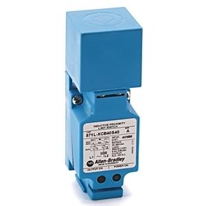 Allen-Bradley 871L-XCB40Q40 Proximity Sensor, Inductive, Limit Switch Style, 20-250VAC