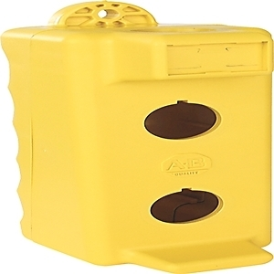 Allen-Bradley 800F-P15 Pendant Station, Enclosure, 1-Hole in Face, Yellow, Plastic, IP66