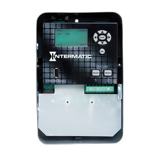 Intermatic ET90215C Astronomic Timer, 365-Day, 2-Circuit