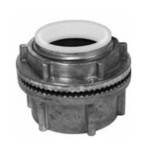"Appleton HUB150A Conduit Hub, 1-1/2"", Insulated, Aluminum"