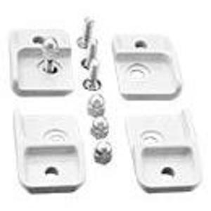 Hoffman A50MFKR Mounting Bracket Kit For Use With Hoffman Fiberglass Enclosures
