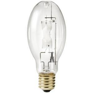 Philips Lighting MHT175/U-12PK 175 Watt Clear Safety Lifeguard Metal Halide Bulb