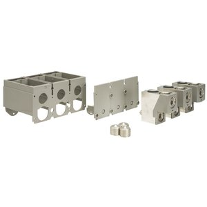 Square D 32510 Breaker, Molded Case, Lug Kit, Type NSJ, 600A, 3P, 2 x 2/0 - 500MCM