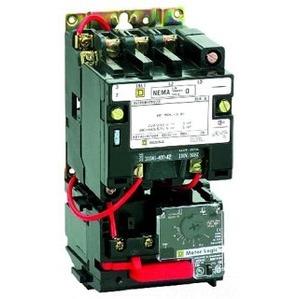 Square D 8536SHG2V02S STARTER 600VAC